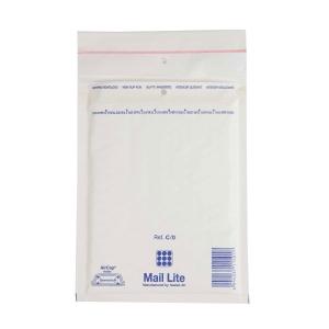 Luftpolster-Versandtaschen Sealed Air Mail Lite C/0,150x210mm,weiss,Pk. à 10 Stk