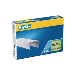 Heftklammern Rapid, 23/10, 10 mm, Packung à 1000 Stück
