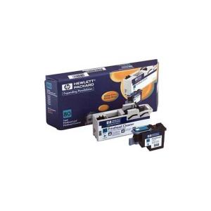 Druckkopf + Druckkopfreiniger HP Nr. 80 C4821A, cyan