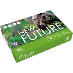 Kopierpapier New Future Premium A3, 80 g/m2, FSC, Packung à 500 Blatt