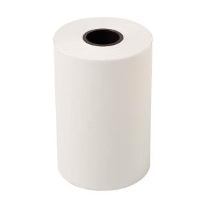 Thermopapierrollen 57x40 mm, 19 m lang, 55 g/m2, weiss, Packung à 20 Rollen