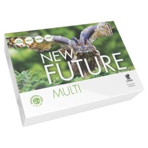 Kopierpapier New Future Multi A5, 80 g/m2, FSC, Packung à 500 Blatt