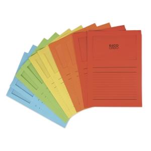 Organisationsmappe Elco Ordo Classico 73695, assortiert, Packung à 10 Stück