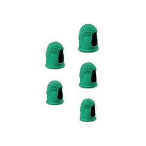 Blattwender Läufer Nr.2, 47 211 01, 15 mm,  grün, Packung à 10 Stück