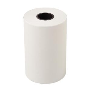Thermopapierrollen 57x46 mm, 25 m lang, 55 g/m2, weiss, Packung à 50 Rollen