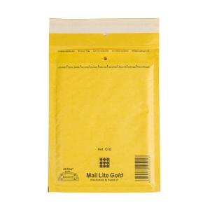 Luftpolster-Versandtaschen Sealed Air Mail Lite C/0,150x210mm,braun,Pk. à 10 Stk