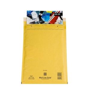 Luftpolster-Versandtaschen Sealed Air Mail Lite G/4,230x330mm,braun,Pk. à 10 Stk
