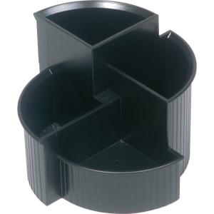 Multi-Köcher Helit, schwarz