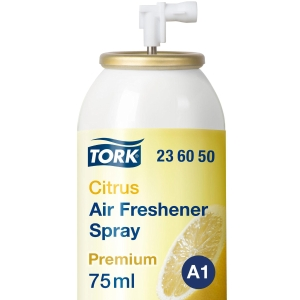 Lufterfrischerspray Tork Citrus, Flasche à 75 ml