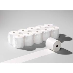 Additionspapierrolle 57x70 mm, 40 m lang, 60 g/m2, weiss