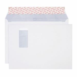 Couvert Elco Premium 34892, C4, Fenster rechts, 120 gm2, weiss, Pk. à 250 Stk.