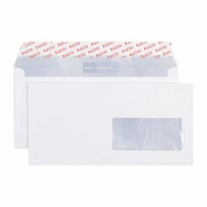 Couvert Elco Premium 30796, C5/6, Fenster rechts, 100 gm2,weiss, Pk. à 500 Stk.