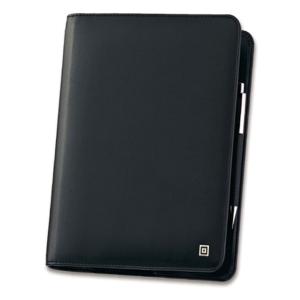 Ringbuch Time/system Compact 44118, aus Kunstleder, 20 mm, schwarz