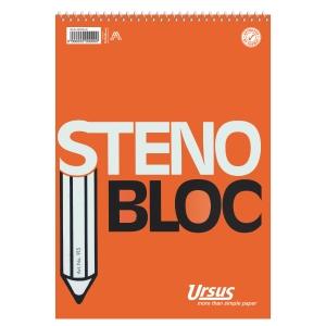 Stenoblock 915 A5, liniert, 72 Blatt