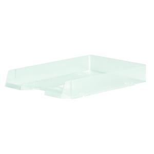 Briefkorb Biella Parat Plast, A4, transparent