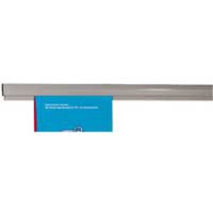 Papierschiene Gripdoc, Länge 200 cm, hellgrau