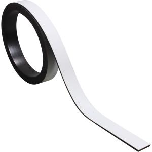Magnetband BoOffice BPM 10.09, 10x1000 mm, weiss