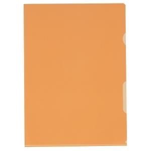 Sichtmappe Kolma Visa Dossier, A4, PP, orange, Packung à 100 Stück