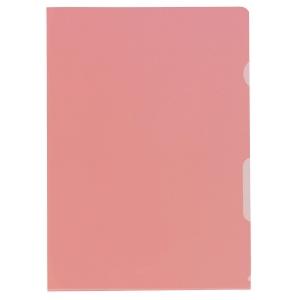 Sichtmappe Kolma Visa Dossier, A4, PP, rot, Packung à 100 Stück