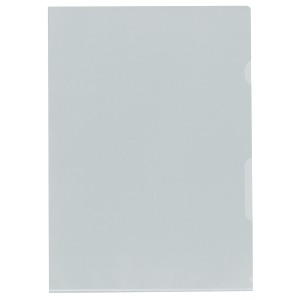 Sichtmappe Kolma, A4, PP, farblos, Packung à 100 Stück
