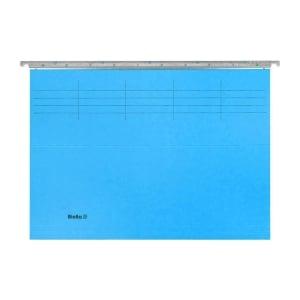 Hängemappe Biella Original 271425 A4, 25 cm tief, blau, Packung à 50 Stück