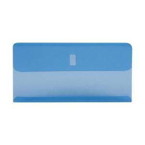 Klarsichthülse VetroMobil 273602, 60 mm, blau, Beutel à 25 Stück