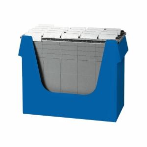 Hängemappenbox Ornalon, B360xT160xH272 mm, blau