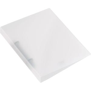 Ringbuch Kolma Easy 0280100 A5, 2-Ring, farblos/transparent