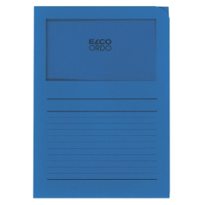 Organisationsmappe Elco Ordo Classico 29489, bedr., königsblau, Pk. à 100 Stk.