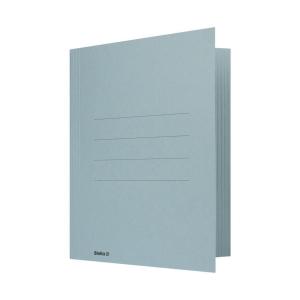 Juramappe Biella für A4, Karton 320 g/m2, blau