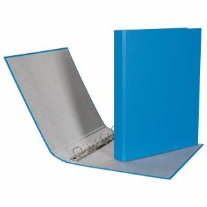 Ringbuch Biella Ringo Plast 434442 A4, 4-Ring, 3,5 cm Rücken, blau