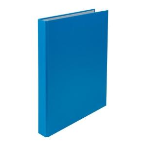 Ringbuch Biella Ringo Plast 434422 A4, 2-Ring, 3,5 cm Rücken, blau