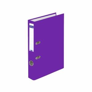 Ordner Lyreco Swiss Standard A4, 4 cm, violett