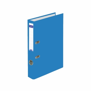 Ordner Lyreco Swiss Standard A4, 4 cm, dunkelblau