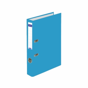Ordner Lyreco Swiss Standard A4, 4 cm, blau