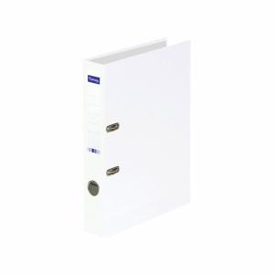 Ordner Lyreco Swiss Standard A4, 4 cm, weiss