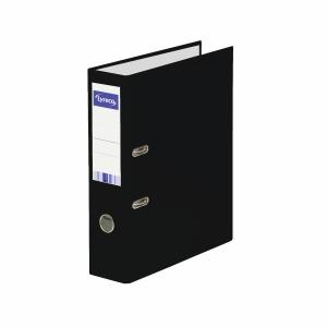 Ordner Lyreco Swiss Standard A4, 7 cm, schwarz