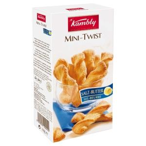 Mini-Twist Salz Kambly, Packung à 100 g