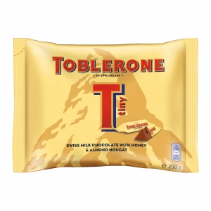 Toblerone Mini, Packung à 200 g