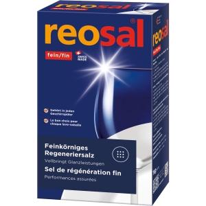 Regeneriersalz für Geschirrspüler Reosal, Packung à 1 kg