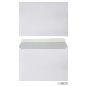 Couvert Mayer, C5, ohne Fenster, 100 gm2, weiss, Packung à 500 Stück