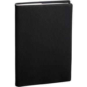 Taschenplaner Quo Vadis Affaires 004112, 1 Woche/2 Seiten, französisch, schwarz