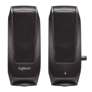 Lautsprechersystem Logitech S120, schwarz