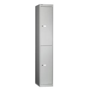 Garderobenschrank Bisley CLK182-845, 30,5x45,7x180,2 mm (BxTxH), schwarz