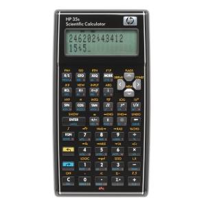 Taschenrechner HP 35s, technisch-wissenschaftlich, Version deutsch