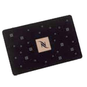 NESPRESSO Zahlungssystem Zahlungskarten, Packung à 10 Stück