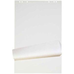 Flipchart-Block, 64x95 cm, 25 Blatt, blanko/kariert, 80 g