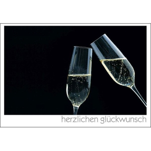 Doppelkarte Art Bula 7349, Geburtstag, 122x175 mm, deutsch