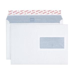 Elco Profutura envelope, C5, window right, 100 gm2, white, Pack of 500 (32875)