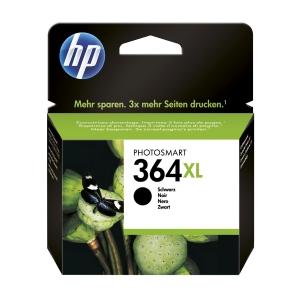 Tintenpatrone HP No.364XL CN684EE, 550 Seiten, schwarz